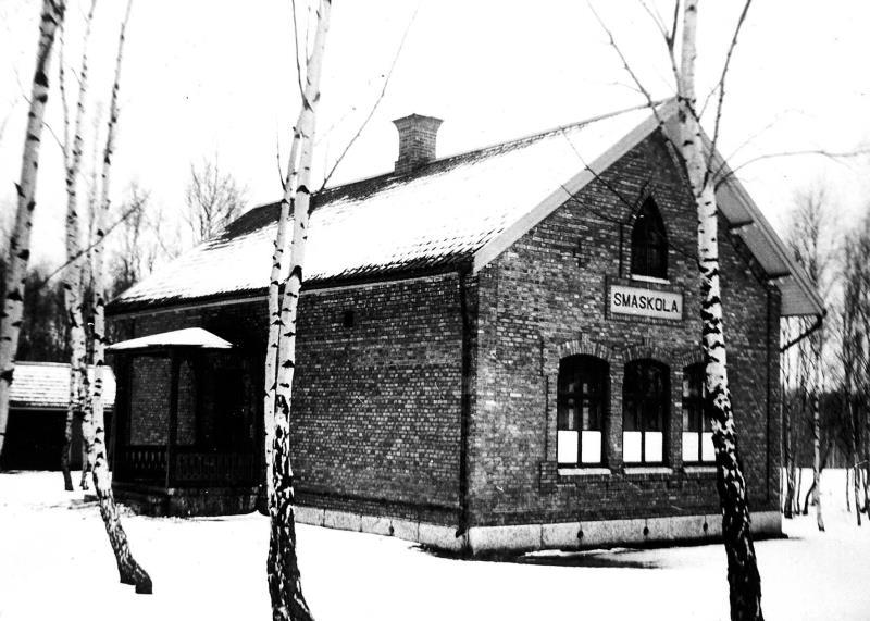 Bild492 Hönsäter Skola Byggnad