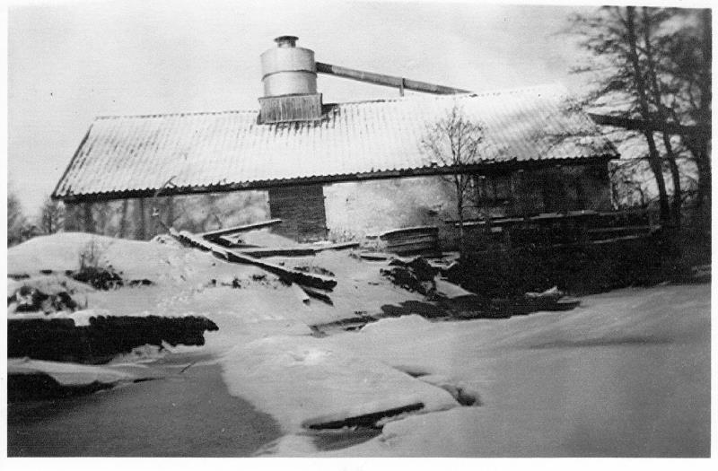 Bild1007 Cementfabriken Sjörås Kvarn och Såg