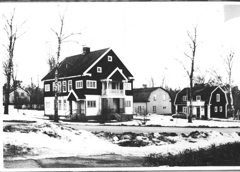 Bild1909 Hällekis Samhälle