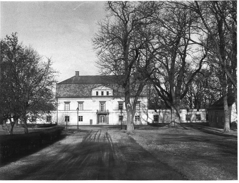 Bild1953 Hällekis Samhälle
