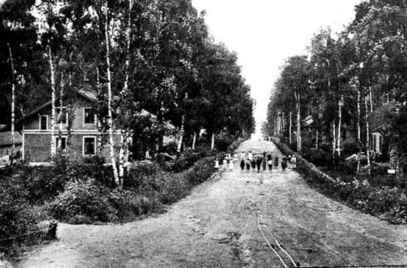 Bild1997 Hällekis Samhälle