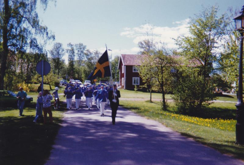 Bild3316 Hällekis Musikkår