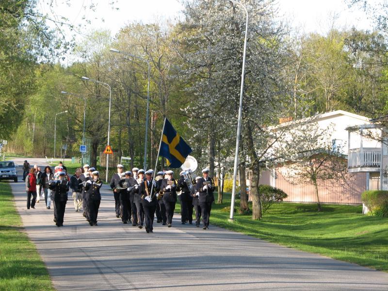 Bild5631 Hällekis Musikkår