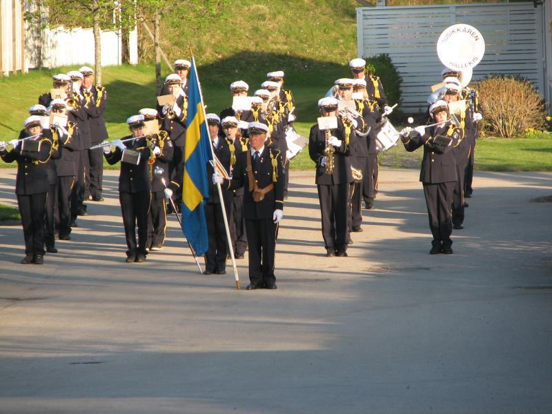 Bild5632 Hällekis Musikkår