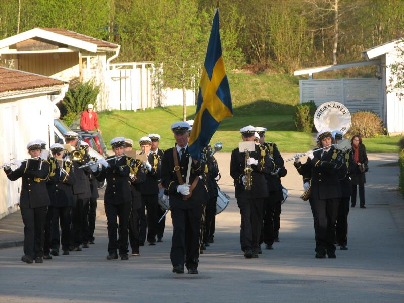 Bild5635 Hällekis Musikkår
