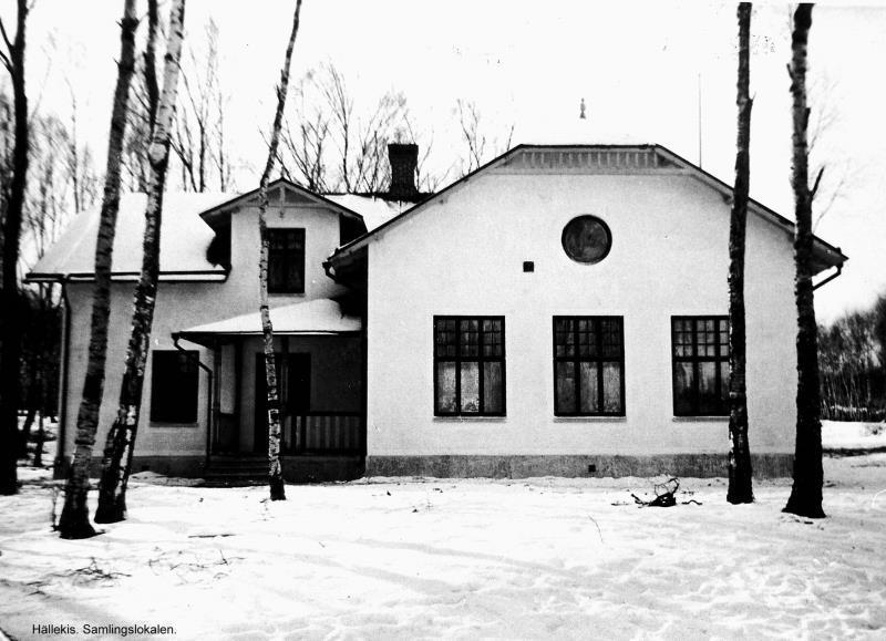 Bild1908 Cementa Samlingslokalen