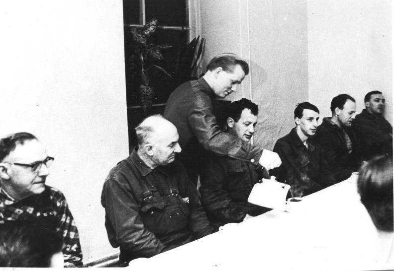 Bild1959 Cementfabriken Mek och förråd