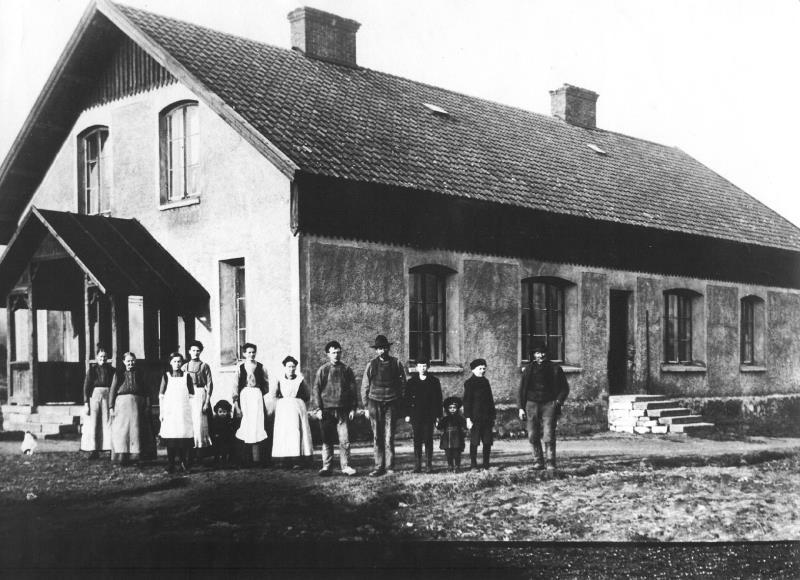 Bild1889 Gössäters Samhälle