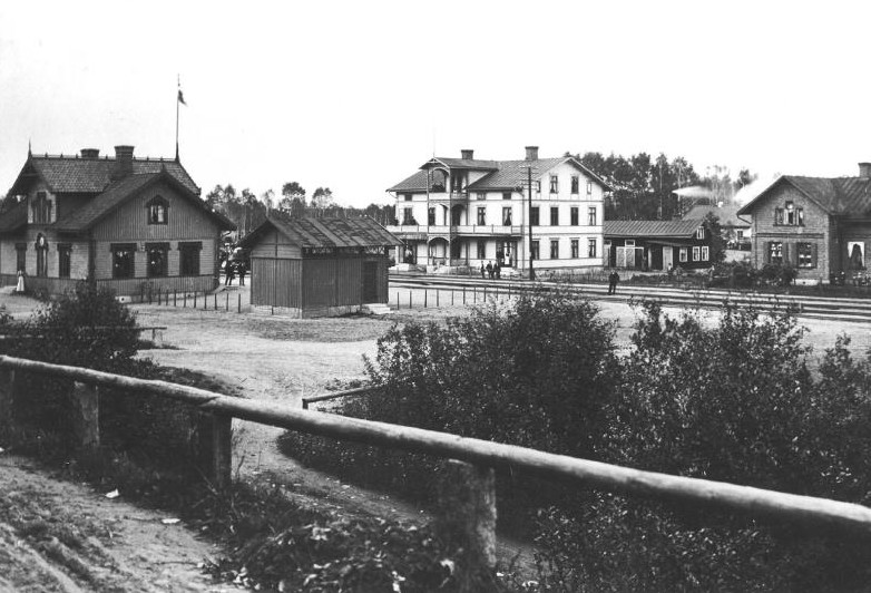 Bild1968 Gössäters Samhälle