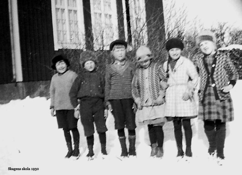 Bild3719 Skolklasser Skagens Skola.