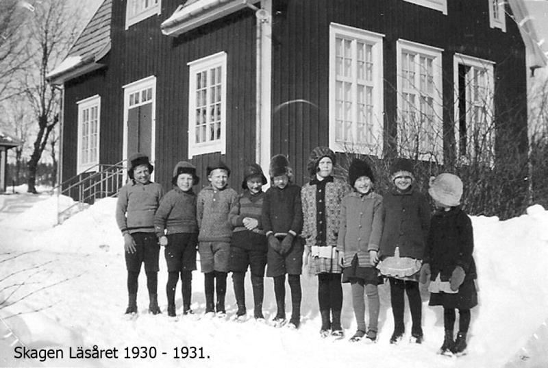 Bild3720 Skolklasser Skagens Skola