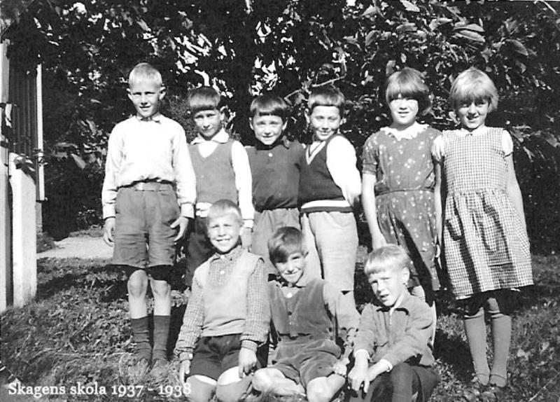 Bild3724 Skolklasser Skagens Skola