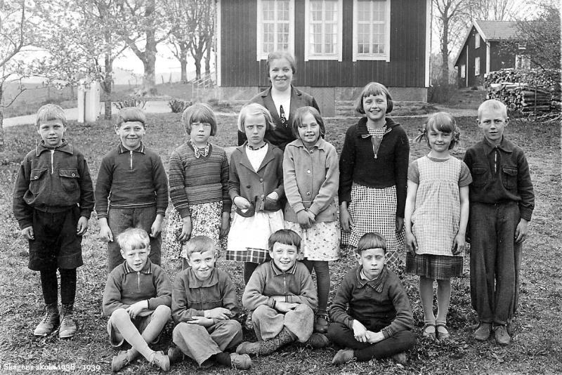 Bild3725 Skolklasser Skagens Skola