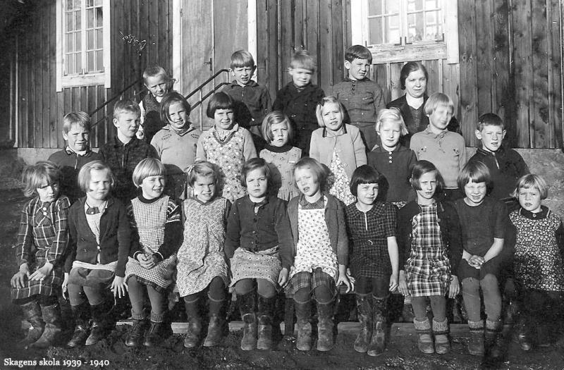 Bild3727 Skolklasser Skagens Skola