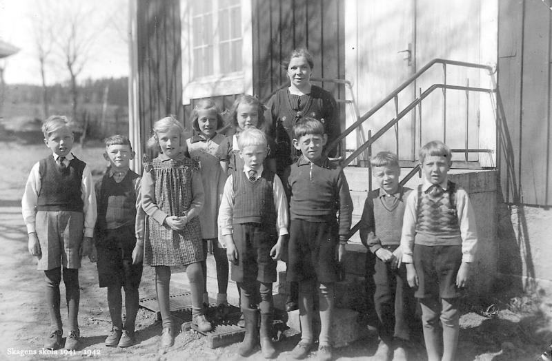 Bild3729 Skolklasser Skagens Skola