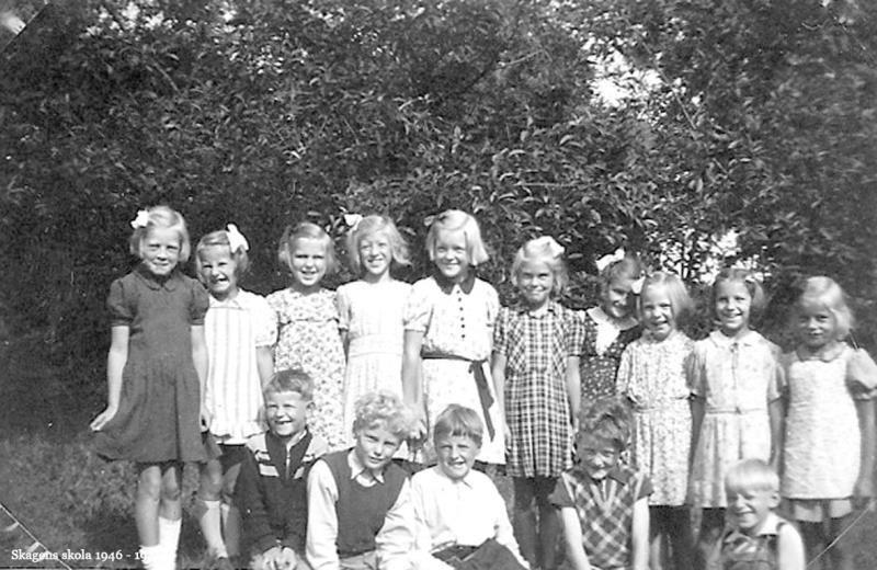 Bild3731 Skolklasser Skagens Skola