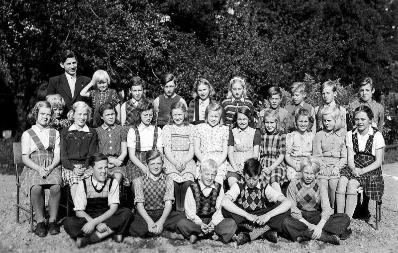 Bild5838 Skolklasser Österplana Skola