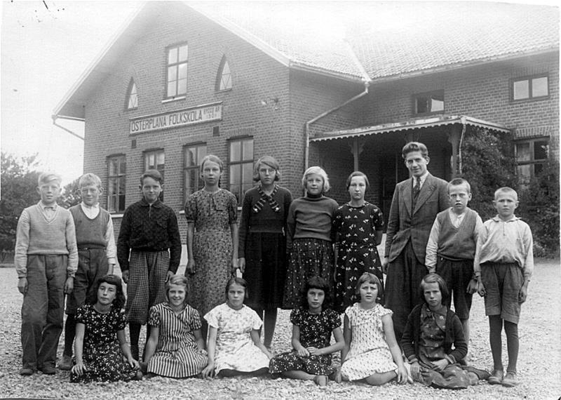 Bild5846 Skolklasser Österplana Skola