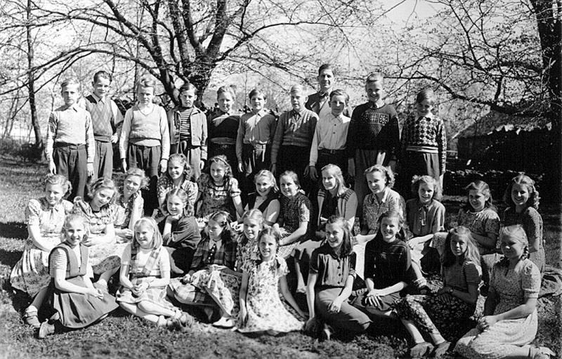 Bild5853 Skolklasser Österplana Skola