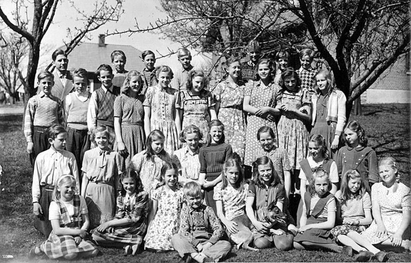 Bild5854 Skolklasser Österplana Skola