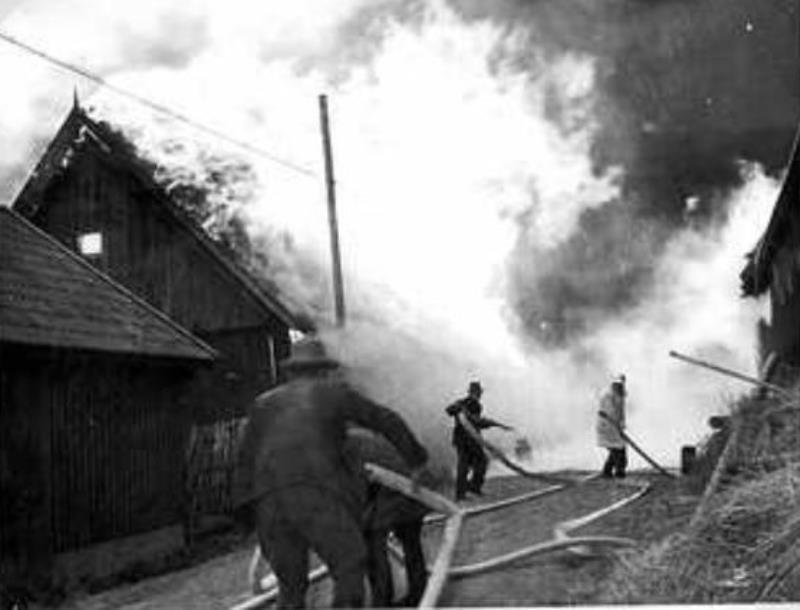 Kestad brand 1955