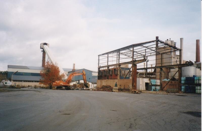 Bild4351 Rivning av Cementfabriken Hällekis