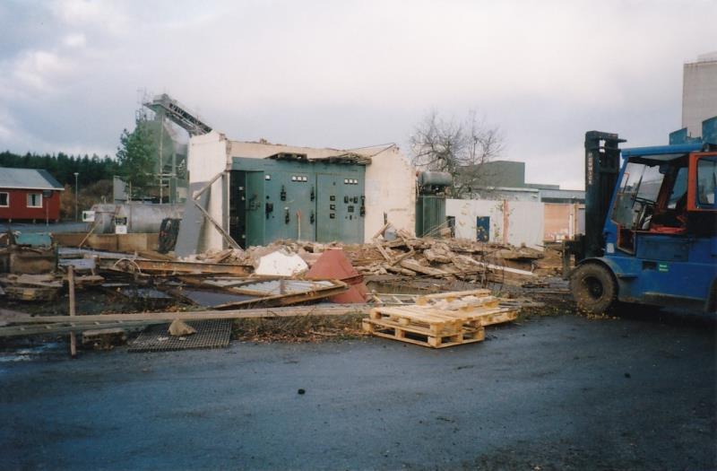 Bild4352 Rivning av Cementfabriken Hällekis