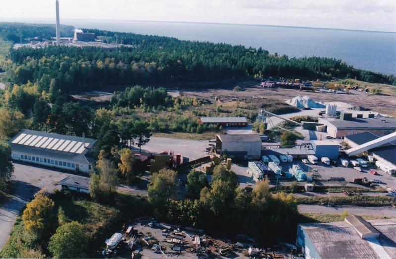 Bild4361 Rivning av Cementfabriken Hällekis