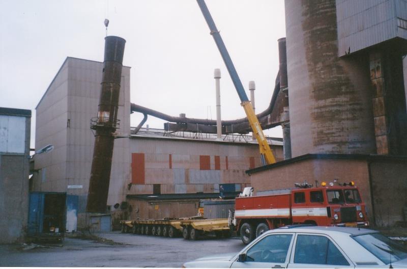 Bild4364 Rivning av Cementfabriken Hällekis