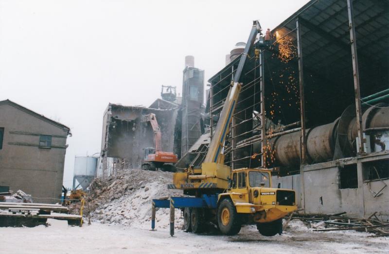 Bild4385 Rivning av Cementfabriken Hällekis
