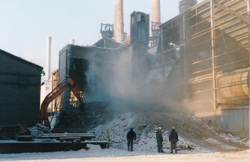Bild4388 Rivning av Cementfabriken Hällekis