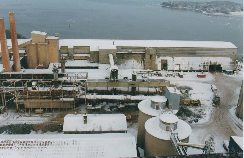 Bild4418 Rivning av Cementfabriken Hällekis