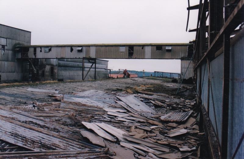 Bild4436 Rivning av Cementfabriken Hällekis