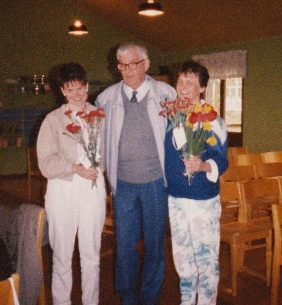 Bild3183 Pensionärer från Hällekis på 1980-talet
