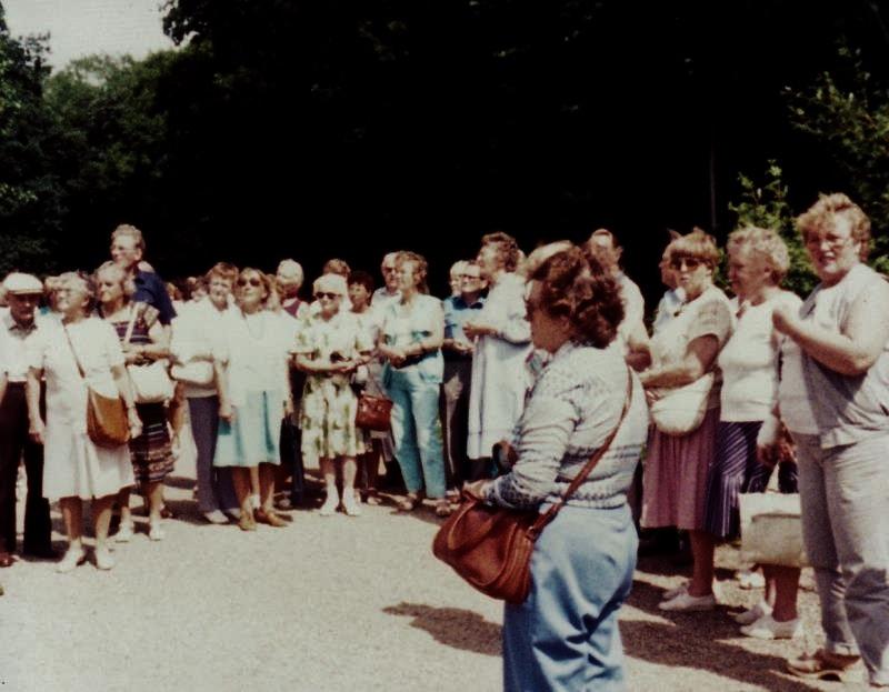 Bild3208 Pensionärer från Hällekis på 1980-talet