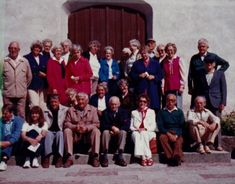 Bild3210 Pensionärer från Hällekis på 1980-talet