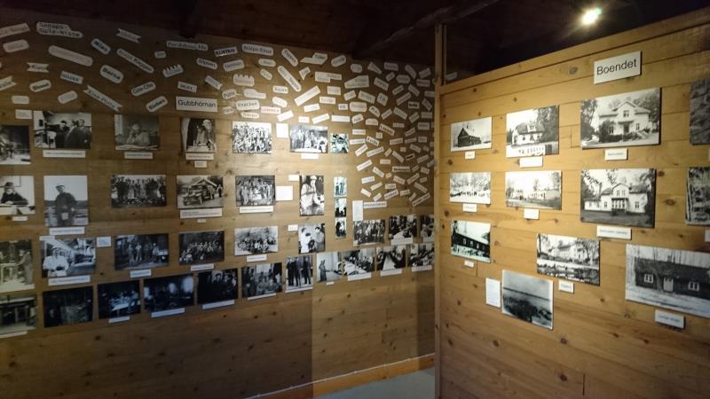 Bruksmuseum Falkängen Hällekis Interiör