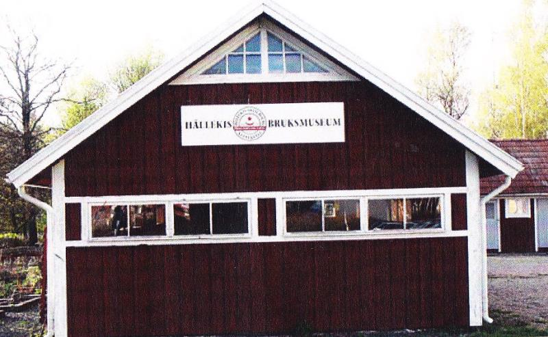 Bruksmuseum Falkängen Hällekis Exteriör