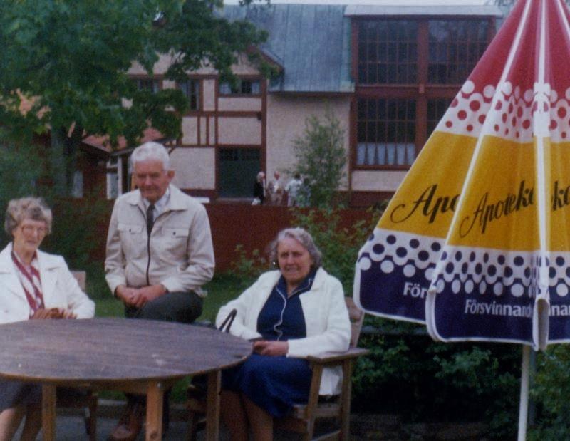 Bild3226 Pensionärer från Hällekis på 1980-talet