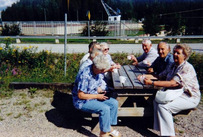 Bild3274 Pensionärer från Hällekis på 1980-talet
