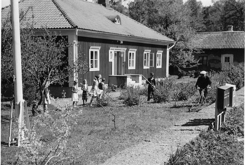 Bild 1504 Possiska skolan Medelplana