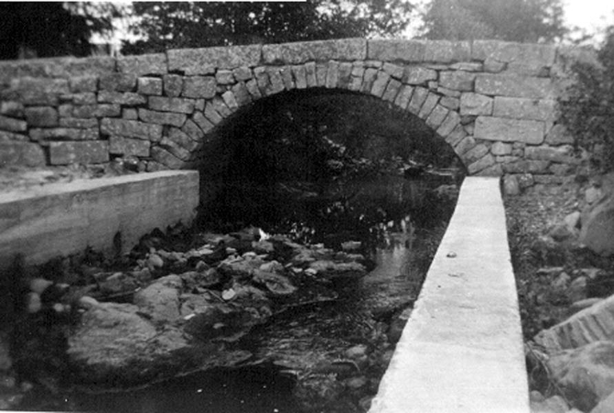 Bild 042 Forshem Sjörås kvarn Sandstensbro