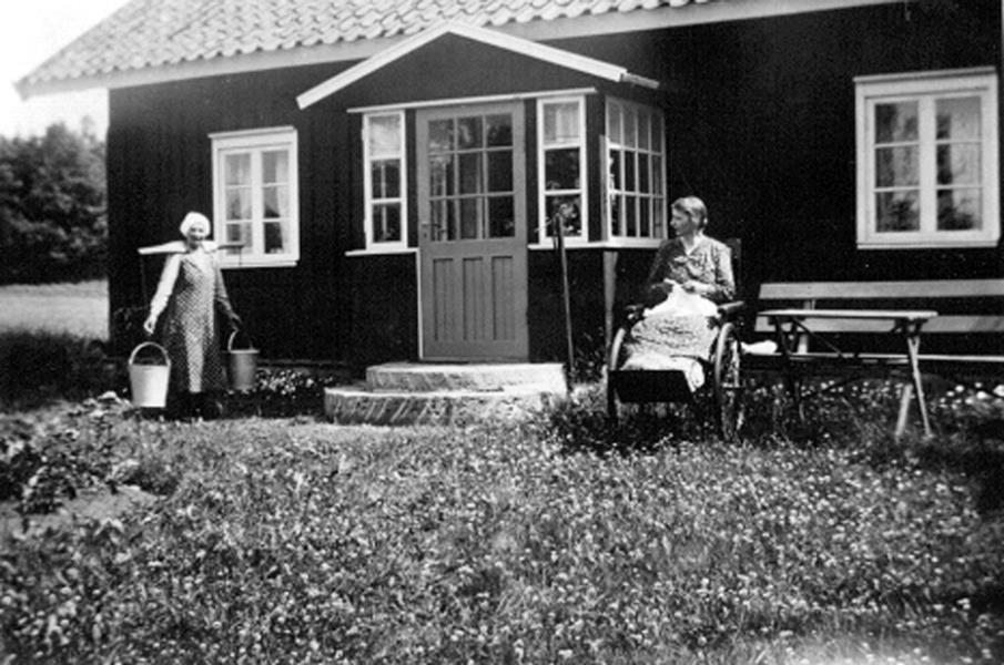 Bild 046 Torpet Valåsen f.d Rapper i Medelplana