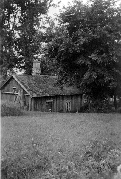 Bild 054 Medelplana Dagsverkarhem i Medelplana, under Bossgården