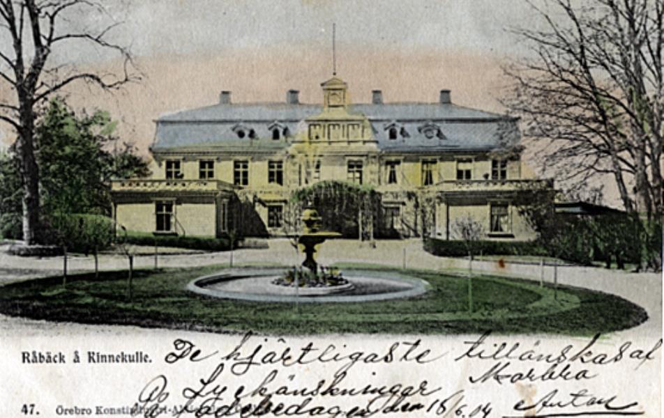 Bild 4211 Råbäcks Slott Medelplana