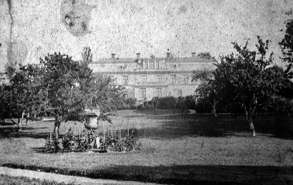 Bild 4616 Råbäcks Slott Medelplana