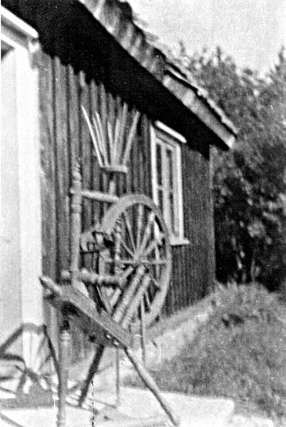 Bild 112 Blomberg Hembygdsstugan Loftarebacken