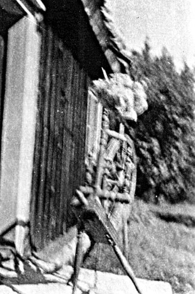Bild 113 Blomberg Hembygdsstugan Loftarebacken