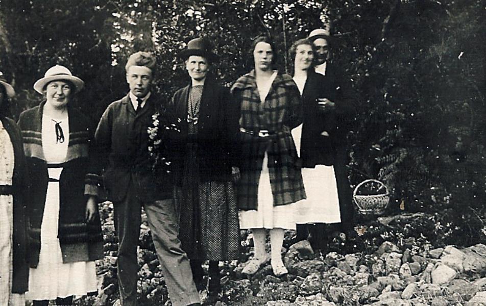 Bild 1899 Falkängen Hällekis