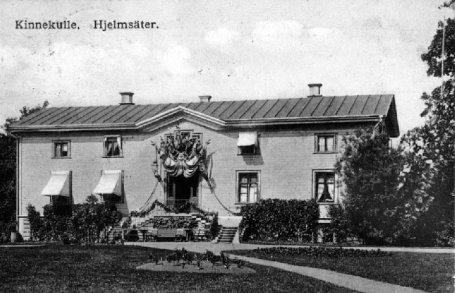 Bild 4341 Hjelmsäters Egendom Medelplana